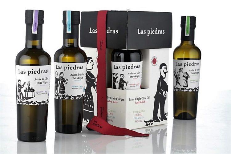 """#Saber de las botellas aceite de oliva """"Las Piedras"""""""
