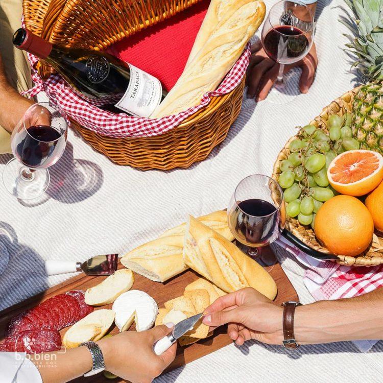 #Saboreando un Vino Ideal  para el Otoño.